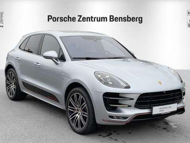 Porsche Macan 2018 Benzine