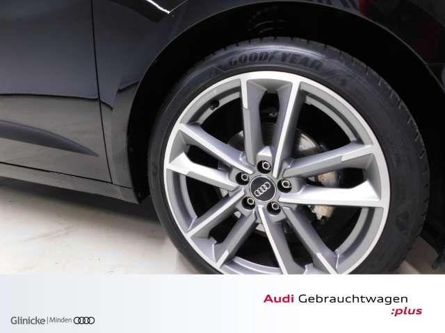 Audi A1 Sportback 1.5 TFSI advanced S tronic DAB GRA