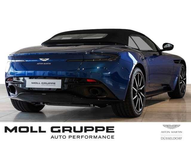 Aston Martin DB11 V8 Volante, ''Q'' Special Ming Blue