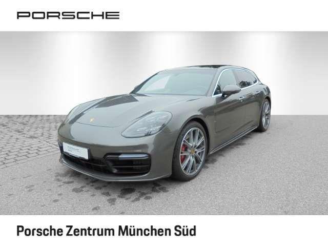 Porsche Panamera 2017 Benzine