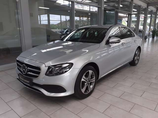 Mercedes-Benz E 220 2019 Diesel
