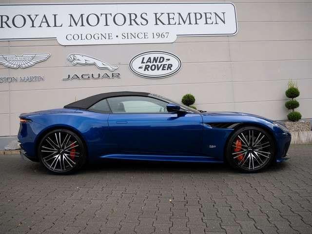 Aston Martin DBS Superleggera Volante UPE 352.205,-