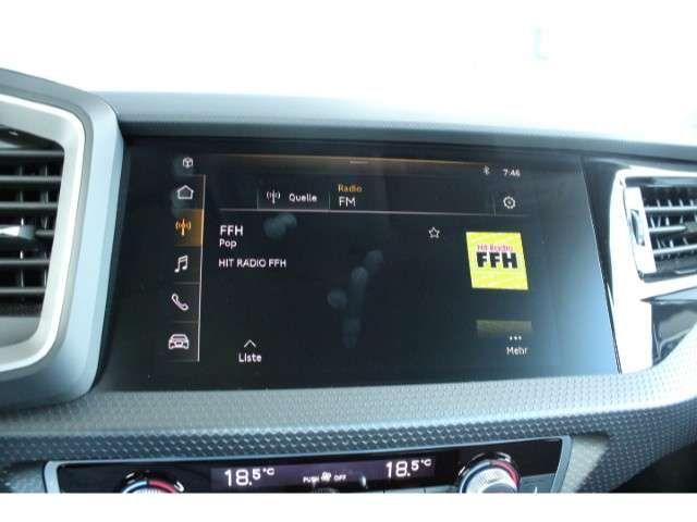 Audi A1 30TFSI GRA Sitzheiz PDC DAB