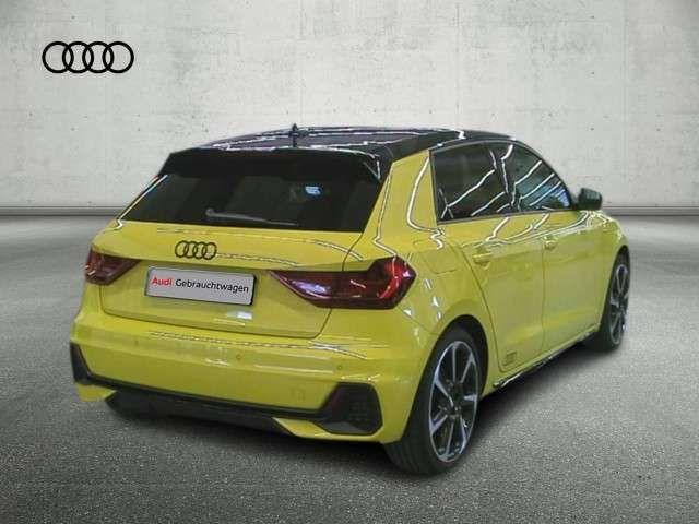 Audi A1 Sportback 35 TFSI edition one S-line Alcantar