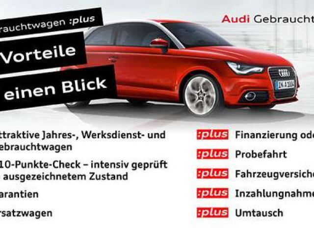 Audi A1 Sportback 1.0 TFSI design Navi Sportsitze Sitzh