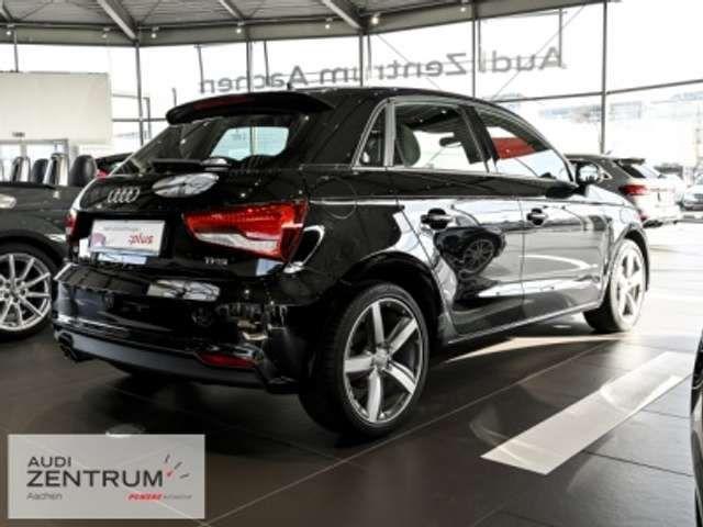 Audi A1 Sportback 1.4 TFSI sport MMI Navi, Bi-Xenon, Si