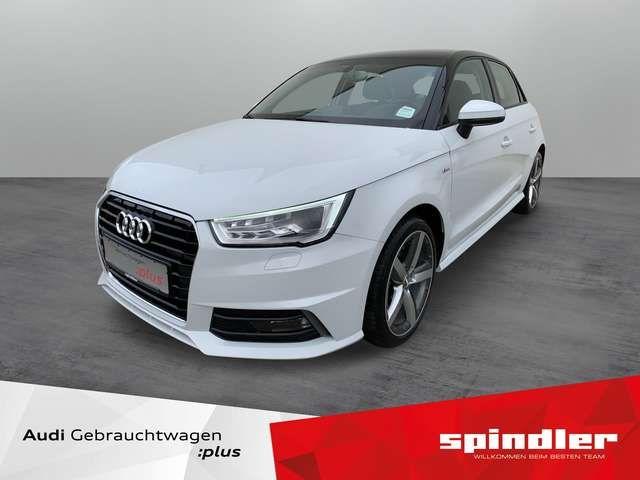 Audi A1 1.0 TFSI S-Line admired /Xenon-Plus