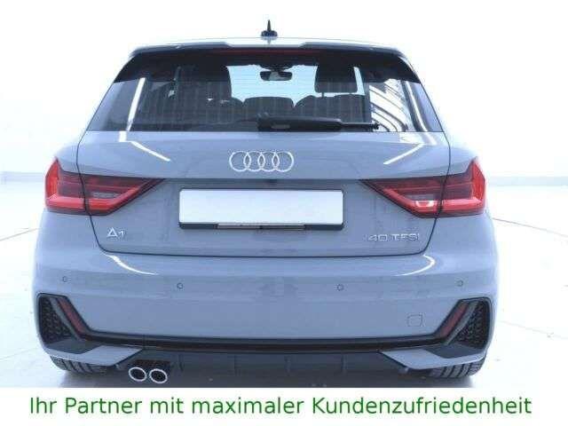 Audi A1 Sportback 40 TFSI S line, 5 Jahre Garantie