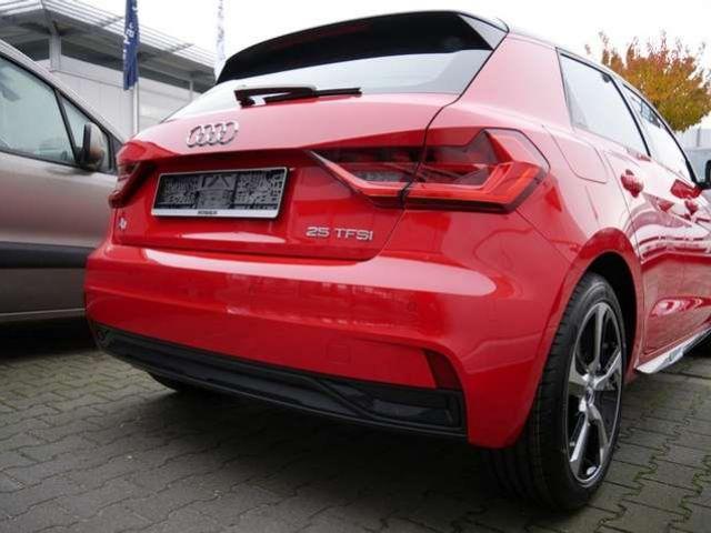 Audi A1 Sportback 25 TFSI Advanced LED Navi-V. DAB
