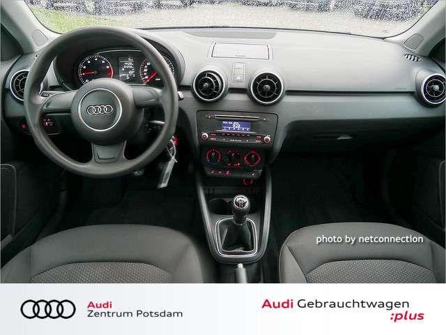 Audi A1 Sportback 1.0TFSI KLIMA PDC SHZ LM ZV