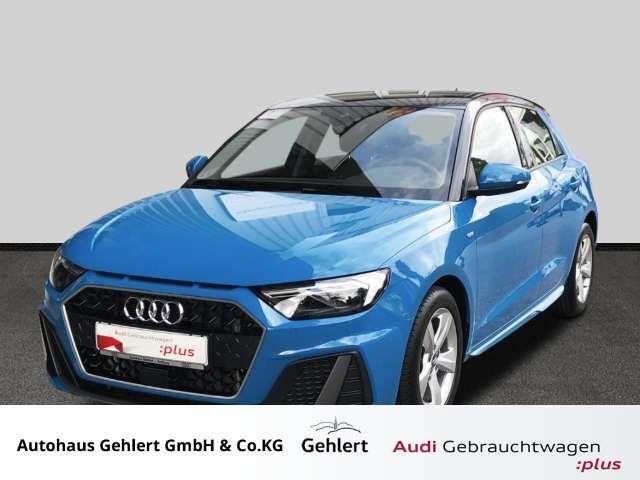 Audi A1 Sportback 30 TFSI S line LED LED-hinten LED-Tagfah