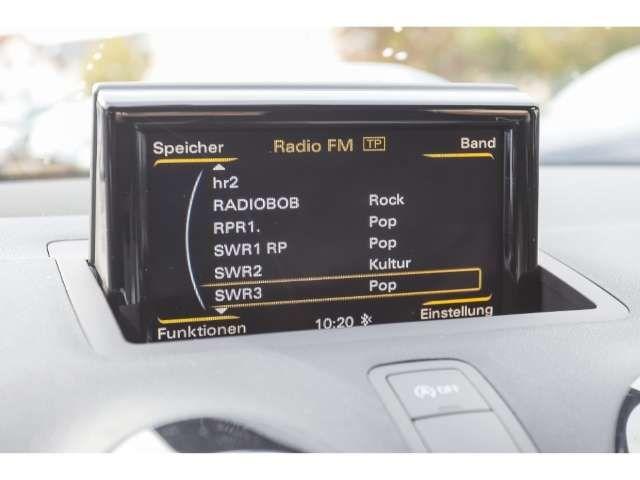 Audi A1 Sportback Sport 1.4TDI Sitzheizung Klimaanlage