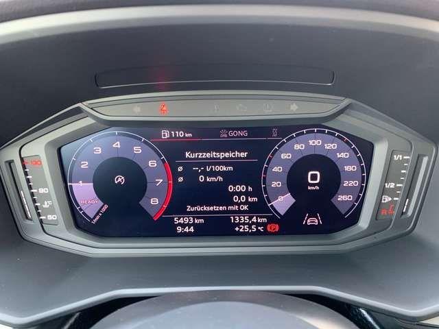 Audi A1 25 TFSI S-Line / MMI-Radio, ACC