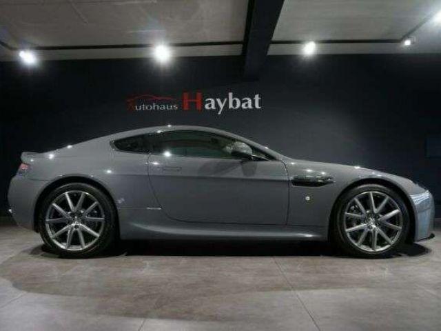 Aston Martin V8 Vantage 4.7l Sportshift *China Grey*
