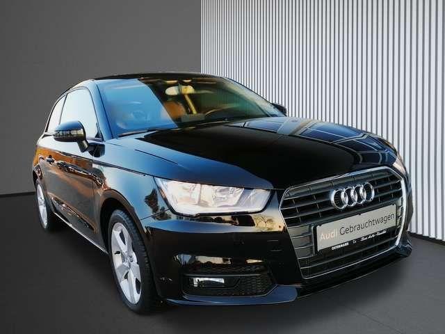 Audi A1 1.4TDI ULTRA 90PS S-TRONIC NAVI.SITZHZG.PDC.ALU