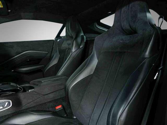 Aston Martin V8 Vantage Coupé - Aston Martin Hamburg