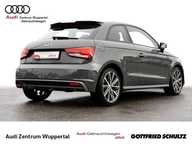 Audi A1 1.6TDI PANO XEN SHZ NAV FSE PDC MUFU 17ZOLL Sport