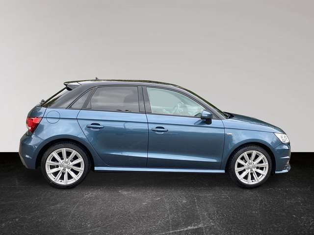 Audi A1 Sportback 1.0 TFSI S line Admired Xenon Navi APS