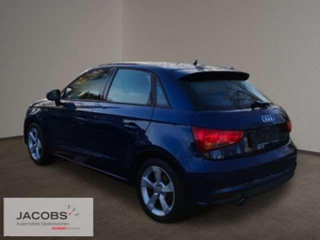 Audi A1 Sportback 1.0 TFSI sport ultra Mediapaket, Einp