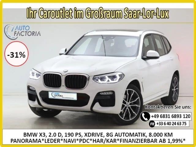 BMW X3 2019 Diesel