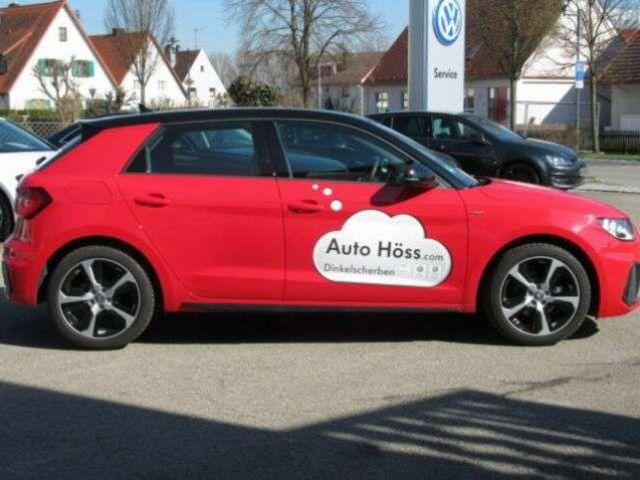 Audi A1 Sportback 30 TFSI S line MFL SHZ PDC TELE