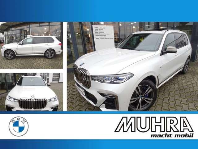 BMW X7 M 2020 Benzine