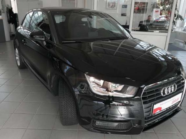 Audi A1 1.4 TDI basis ultra S-Tronic BERGANFAHR.NAVI.SI