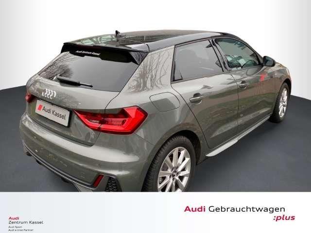 Audi A1 Sportback 30 TFSI S line 1.0 EU6d-T LED Navi Keyle