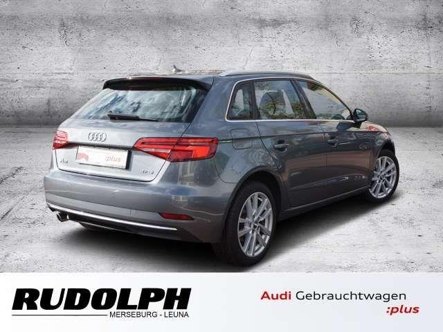 Audi A3 Sportback design 1.0 TFSI LED NAVI SHZ PDC