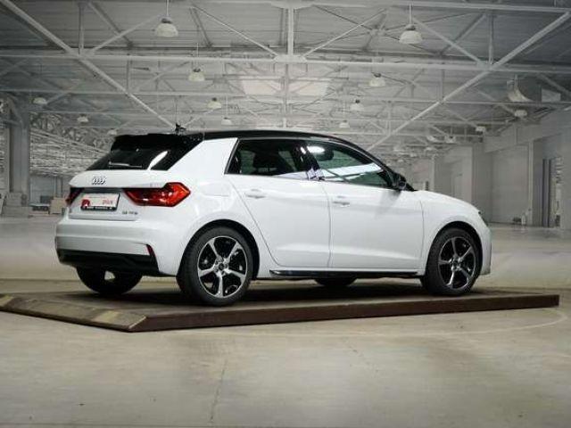 Audi A1 Sportback 35 TFSI advanced S line LED ACC Navi