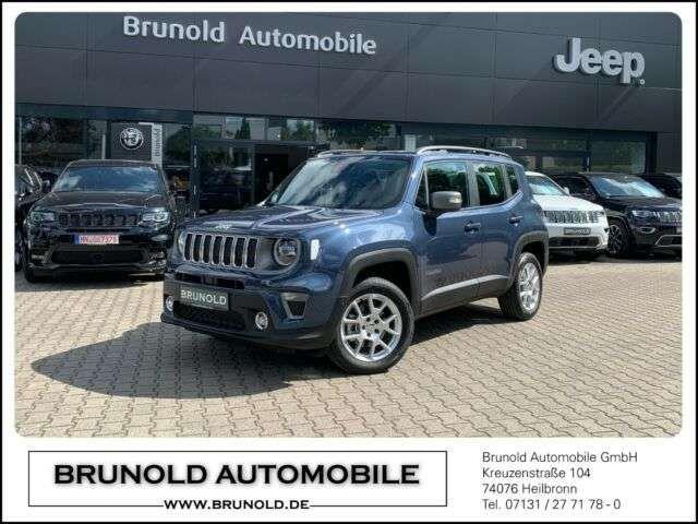 Jeep Renegade 2020 Benzine
