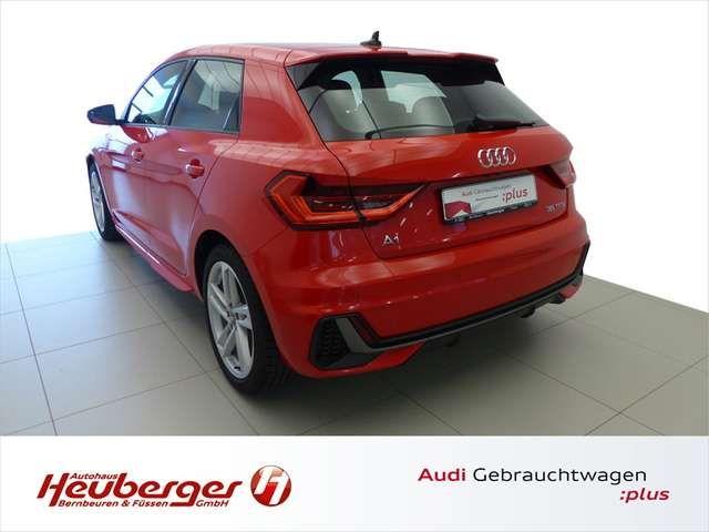 Audi A1 Sportback 35 TFSI S tronic, S line, LED, ACC, Navi