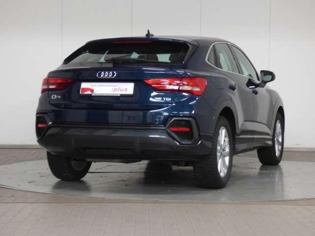 Audi Q3 Sportback 35 TDI S-Tronic Virt./Leder/NAV