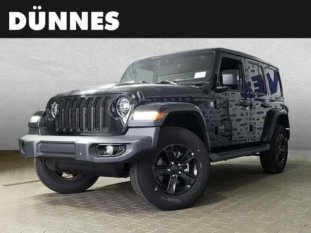 Jeep Wrangler 2020 Diesel