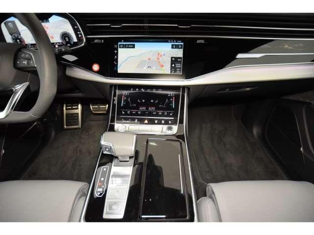 Audi Q8 50TDI S line Quattro Tiptronic Navi Leder Matrix-L