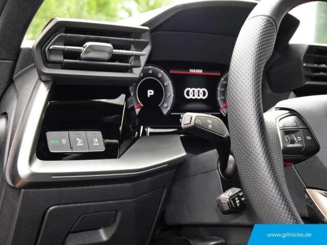 Audi A3 35 TFSI Limousine S line LED Navi Keyless Kurvenli