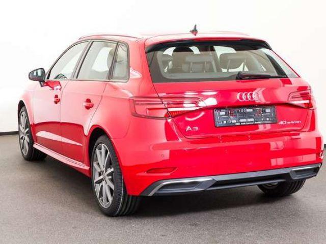 Audi A3 sport 40 e-tron S tronic