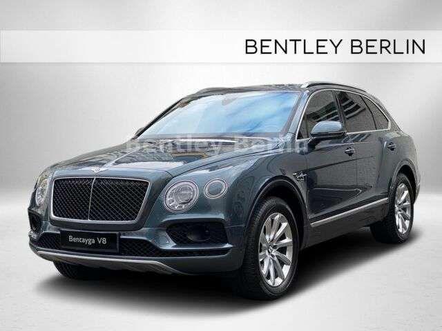 Bentley Bentayga 2019 Benzine