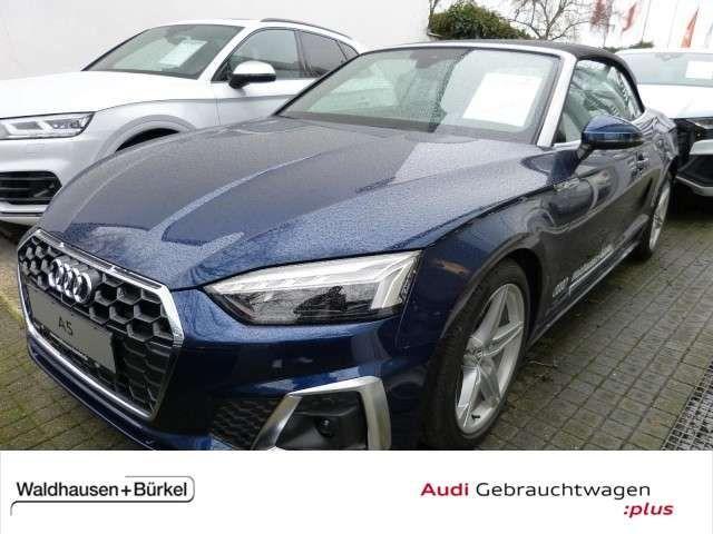 Audi A5 Cabrio S line 40 TFSI S tronic UPE: 63.320,-