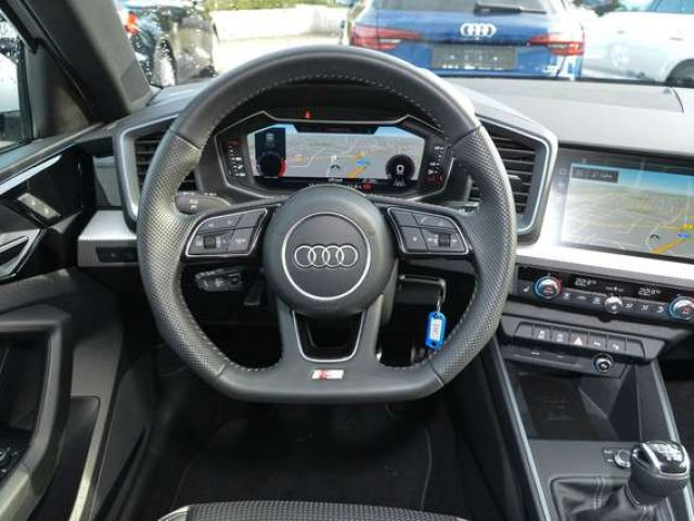 Audi A1 Sportback 25 TFSI S line B+0 LED Navi
