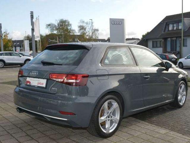 Audi A3 2.0 TFSI quattro Xenon Navi SHZ
