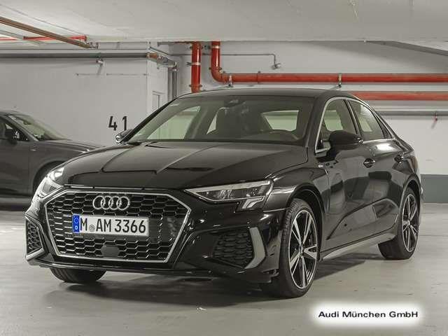 """Audi A3 Limousine 35 TDI S line Virtual LED Navi 18"""""""