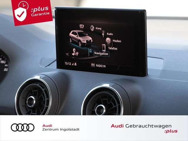 Audi Q2 35 TDI S line LED NAVI AHK Optik-schwarz Sport