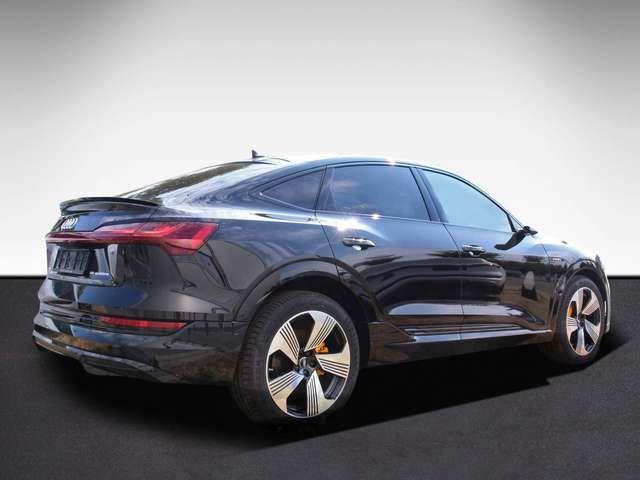 Audi e-tron Sportback S line 55 quattro 300 kW LED Vollleder