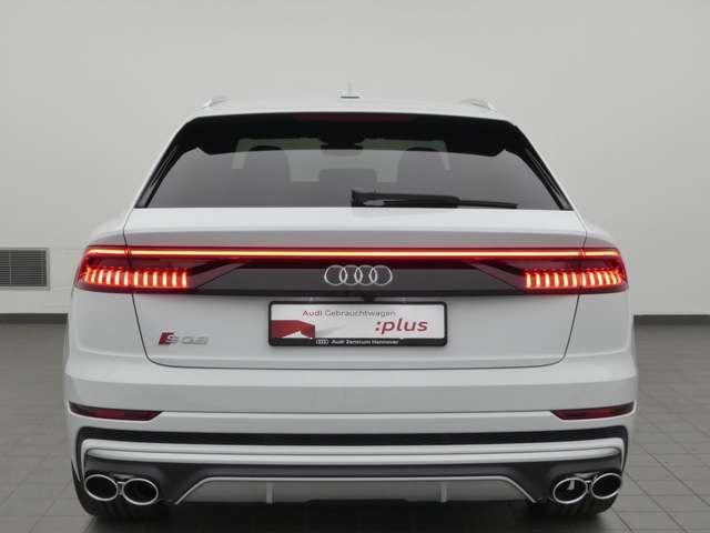 Audi SQ8 TDI tiptronic