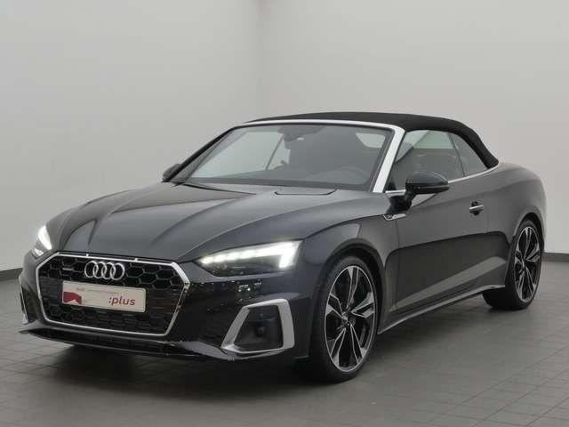 Audi A5 A5 Cabrio S line 50 TDI quattro tiptronic