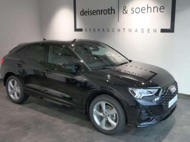 Audi Q3 Sportback S line 35 TFSI LED+Optikpak.schwarz+MMI
