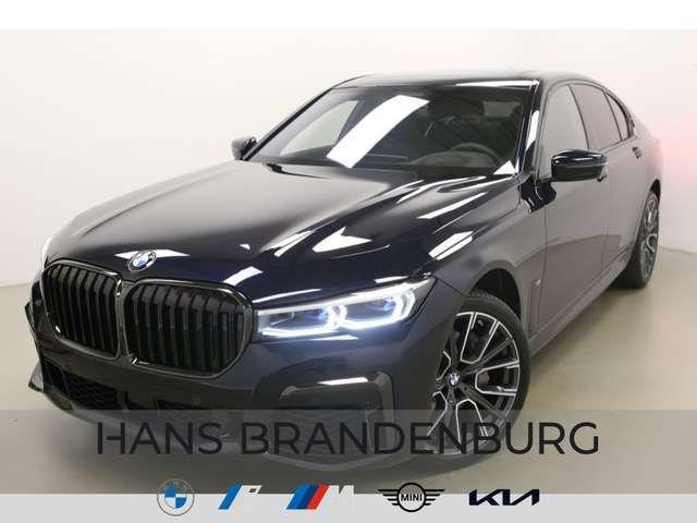 BMW 740 2020 Benzine