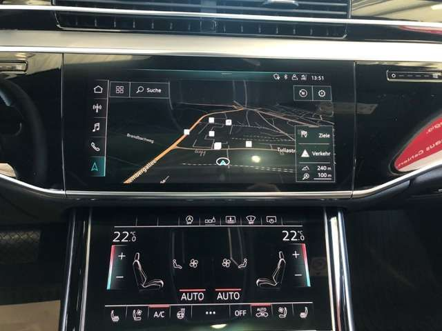Audi A8 50 TDI quattro Laserlicht Leder LED Navi Dyn. Kurv