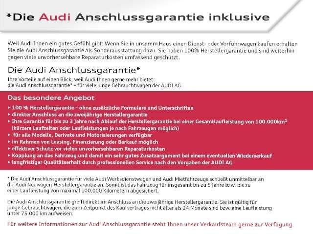 Audi Q3 40 TDI qu. S line Parkassistent mit